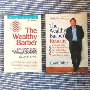 Wealthy Barber Book Bundle